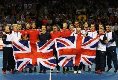 Murray e Goffin portano Gran Bretagna e Belgio in finale
