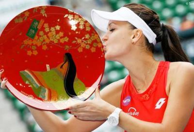 Radwanska ingiocabile, Tokyo è sua per la seconda volta