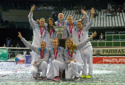 La Repubblica Ceca conquista la Fed Cup