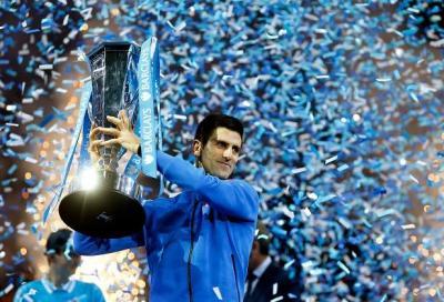 I successi del 2015: Djokovic giocatore dell'anno, Vinci-Williams partita dell'anno