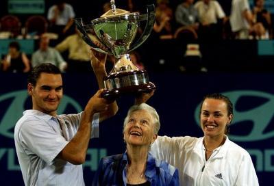 Il sogno svizzero diventa realtà: Federer e Hingis a Rio insieme