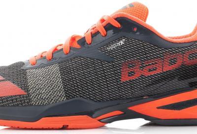 Babolat inventa la scarpa ultraveloce