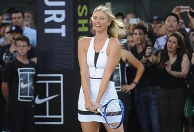 Nike scarica Sharapova: Just don't do it!