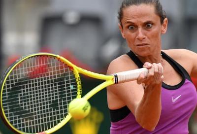 """Roberta Vinci crolla: """"Il tennis mi pesa"""""""
