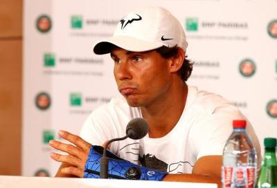Nadal si arrende al dolore e rinuncia a Wimbledon