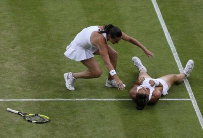 Errani e Vinci tornano insieme per l'Olimpiade a Rio