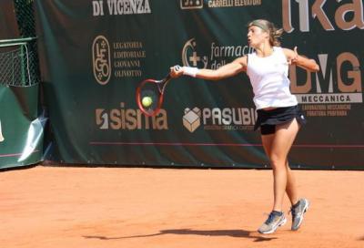 Schio: Sara Marcionni al secondo turno