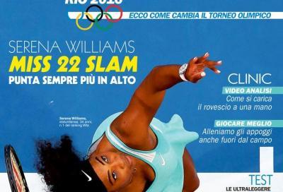 Il Tennis Italiano di Agosto è disponibile