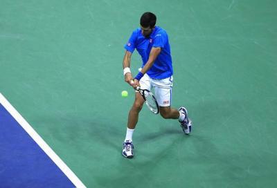 Djokovic: Un gran Djoko di gambe