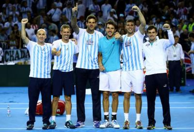 Coppa Davis: Argentina e Croazia in finale