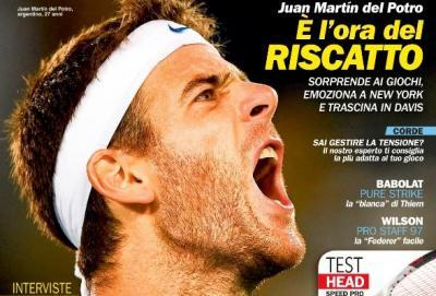 Il Tennis Italiano di Ottobre è disponibile