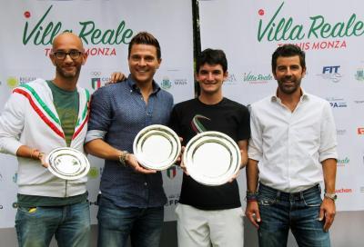 Master della Brianza, Sironi e Caporusso campioni 2016