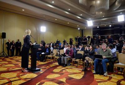 Sharapova: squalifica ridotta a 15 mesi