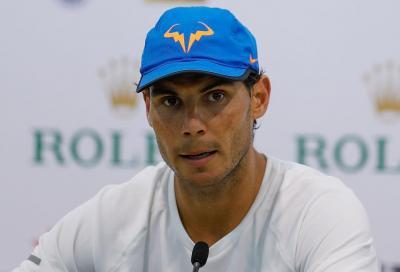 Nadal rinuncia al Masters di Londra, stagione finita