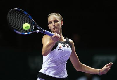 Pliskova e Kuznetsova vincono annullando match point