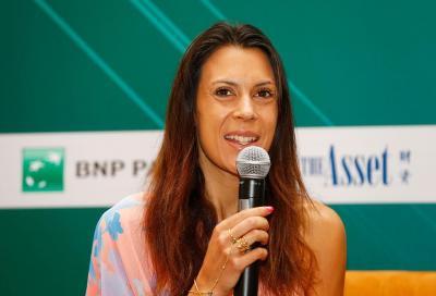 Marion Bartoli prepara la maratona di New York