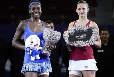Venus e Wozniacki rinunciano al Masterino. Non ci credono?