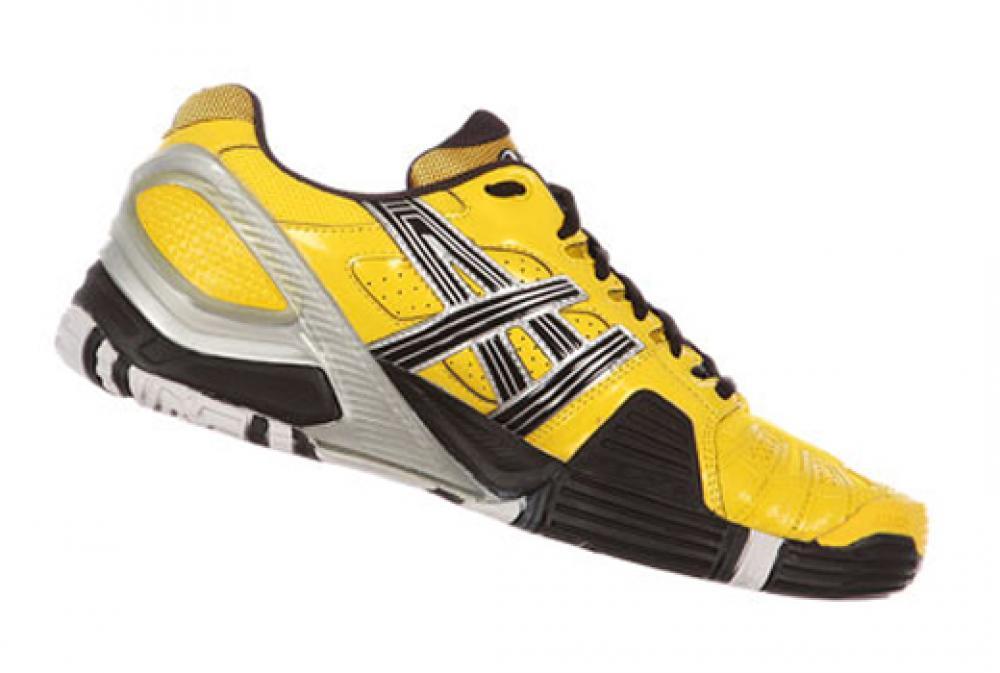 b70055f1a5 Piedi in giallo... Asics - Il Tennis italiano