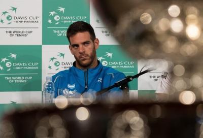 Il divieto di guardare la Coppa Davis