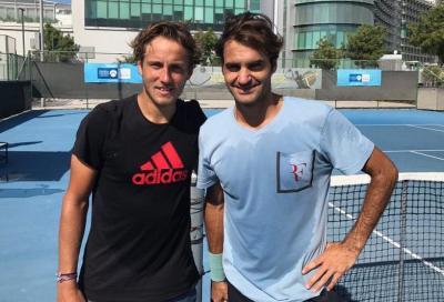 """""""Roger Federer è sempre più in forma"""""""