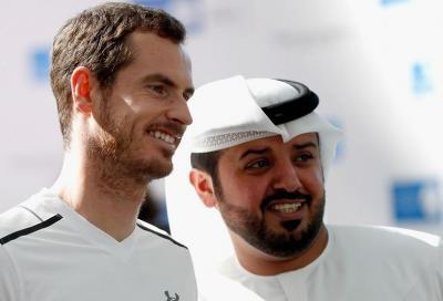 Per vincere in Australia, Murray ha scelto gli emiri