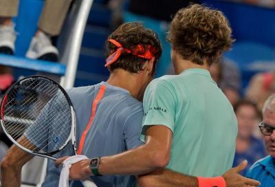 Federer-Zverev, che bello spot per il tennis!