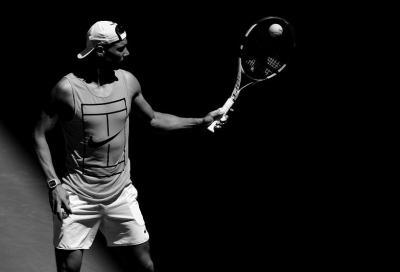 I record in palio all'Australian Open...