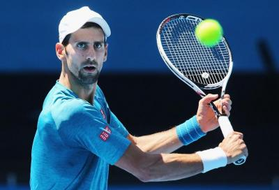 Djokovic, esordio possibile. Ma poi....