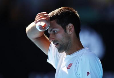 Incredibile: Djokovic saluta l'Australia