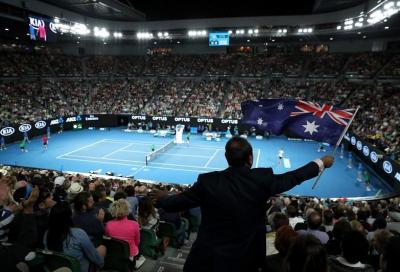 Rockstar Federer: vederti non ha prezzo!