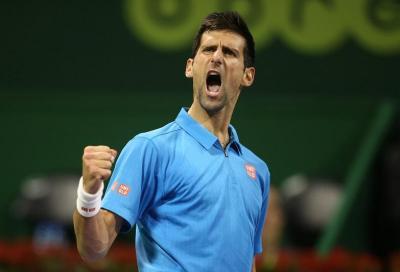 Novak Djokovic investe sul mattone