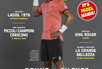 Il Tennis Italiano di marzo è in edicola!