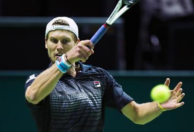 Seppi: a Sofia è subito antipasto di Coppa Davis