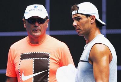 """Toni Nadal: """"è la mia ultima stagione con Rafael"""""""