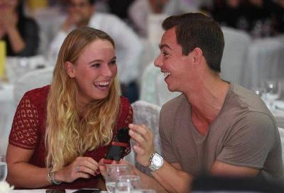 Sascha Bajin è più di uno sparring partner