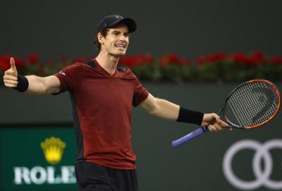 Gomito KO: Murray rischia di tornare solo a Madrid