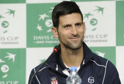 Djokovic, una Davis per rinascere