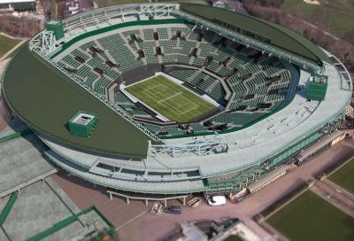 Wimbledon: più soldi e tetto sul Campo 1 (dal 2019)