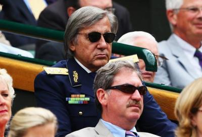 "Wimbledon rifiuta Nastase: ""Che ci posso fare?"""