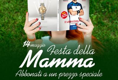Promozione speciale per la Festa della Mamma