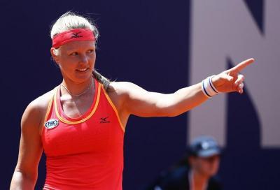 Kiki Bertens è pronta per il Roland Garros