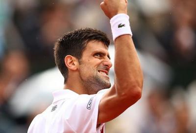 Djokovic e la pazienza che va e viene
