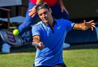 Niente panico per Roger Federer, anzi...