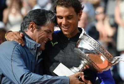 """Zio Toni: """"Rafa può vincere anche a Wimbledon"""""""