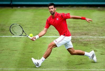 Novak Djokovic e il torneo ATP di Eastbourne