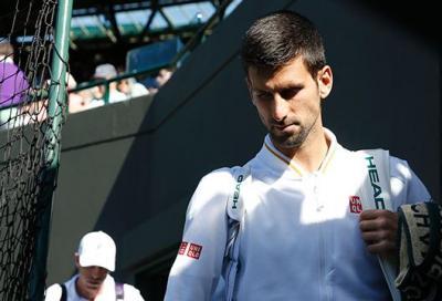 Djokovic a Eastbourne, Haas a Wimbledon