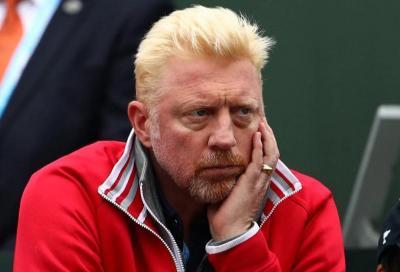 Le tante disavventure di Boris Becker