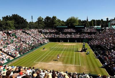 Wimbledon bollente: i campi resisteranno?