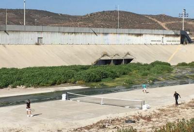 Tennis al confine USA-Messico grazie a...Borg!