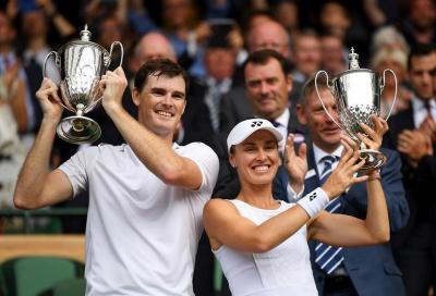 La Murray Family si consola: Jamie vince il misto
